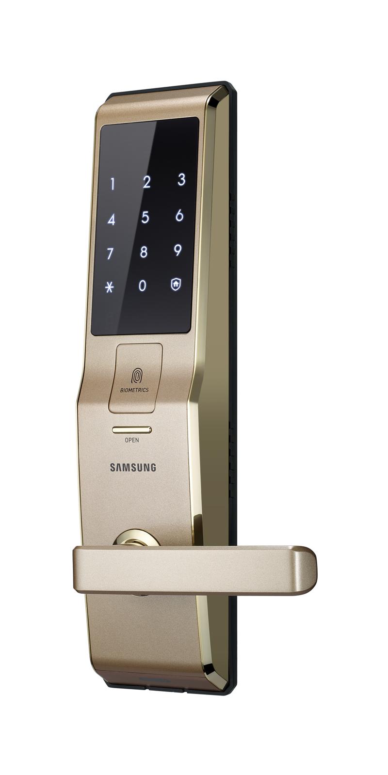 Khóa vân tay Samsung SHS-H705FMG/EN
