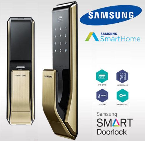 Khóa mã số Samsung SHS-P717LMG/EN