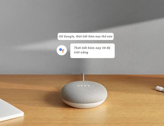Loa thông minh Google Home Mini