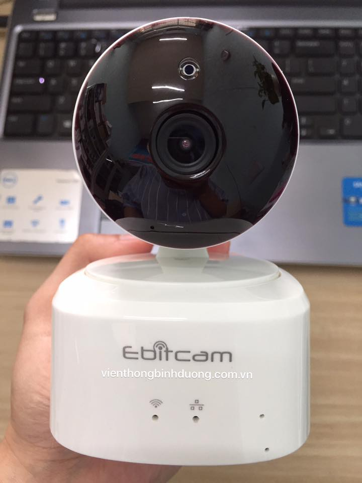 Camera IP Wifi Ebitcam E2 1.0M